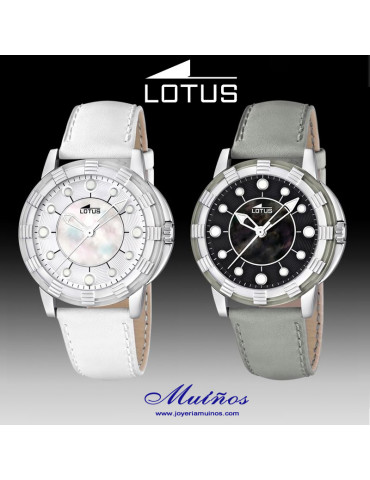 relojes lotus 15747 para mujer.