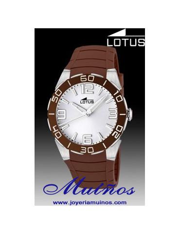 Reloj Lotus Mujer acero...