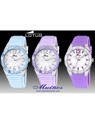 Reloj Lotus Mujer colores...