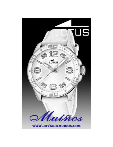 Reloj Lotus Mujer piel...