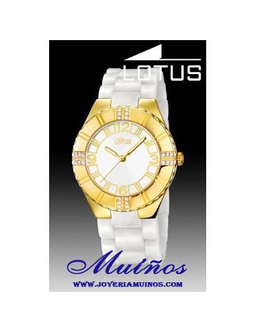 reloj lotus mujer 15910/1