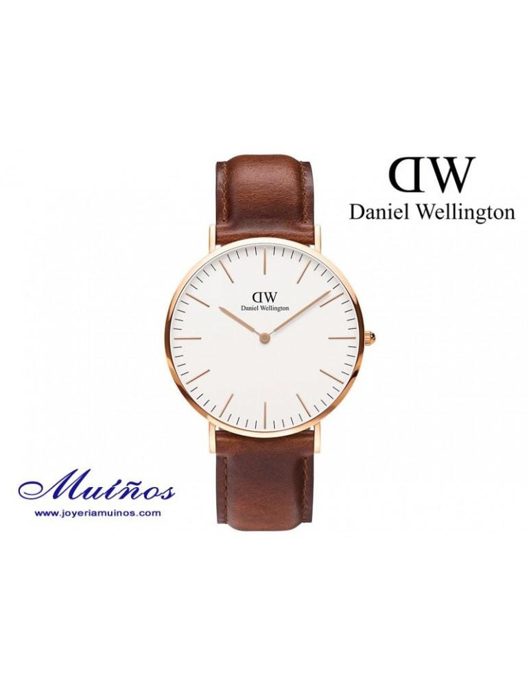 Reloj Classic St Mawes oro rosa Daniel Wellington 40mm