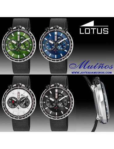 relojes tipo piloto aviador lotus
