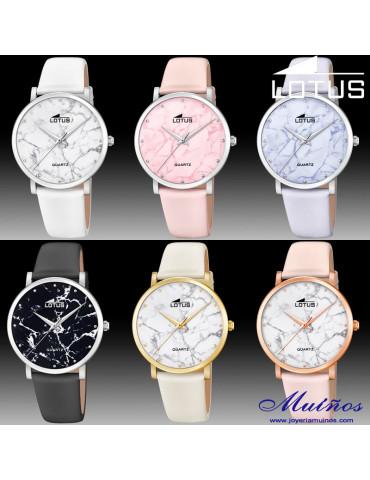 Relojes Lotus Mujer Trendy...