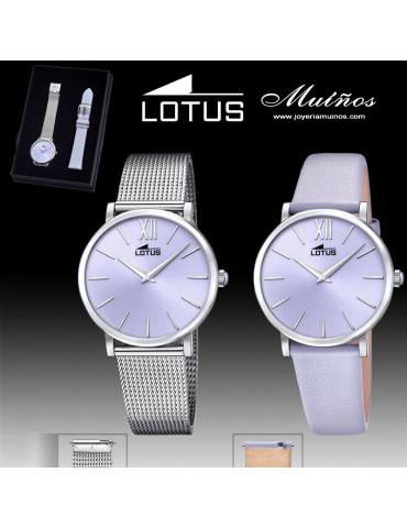 Reloj Lotus Mujer Smart...