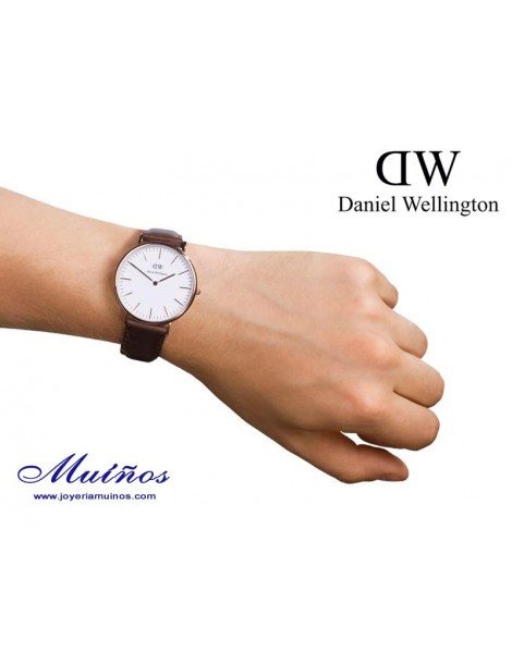 Reloj Classic Bristol Daniel Wellington 40mm