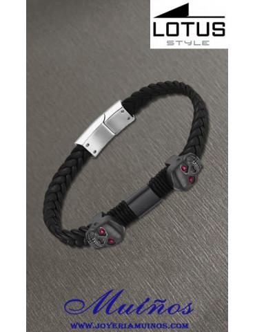 ls2067 pulseras calaveras