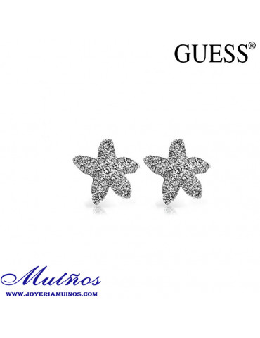 Pendientes Guess Starfish