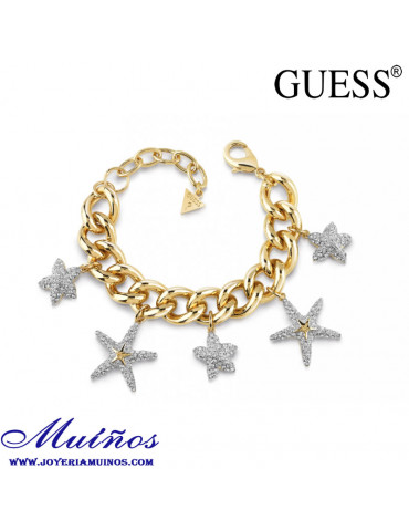 Pulsera Guess Starfish