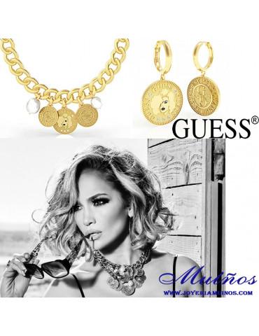 Conjunto pendientes y Collar Jennifer Lopez