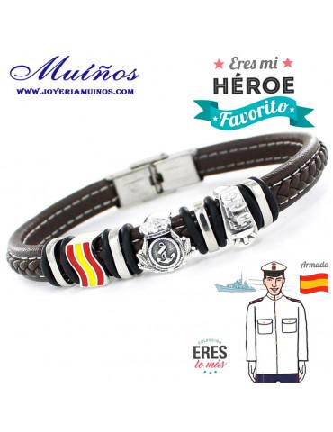 pulsera de la armada española
