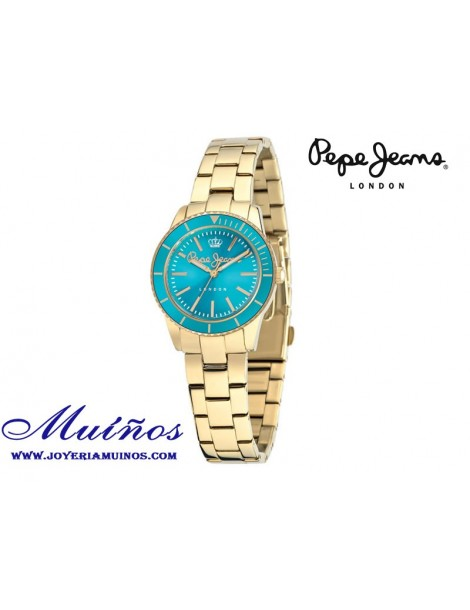 Reloj Pepe Jeans Carrie Collection oro amarillo