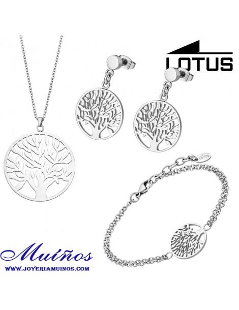 pack joyas árbol de la vida lotus style
