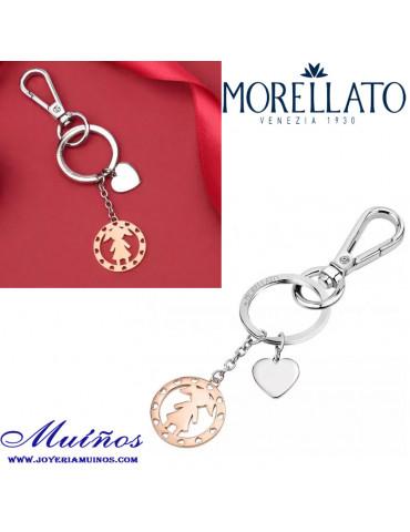 Llavero Morellato Heart & Girl