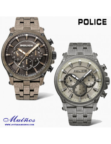 Relojes police tamán