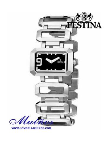 Reloj Festina mujer...