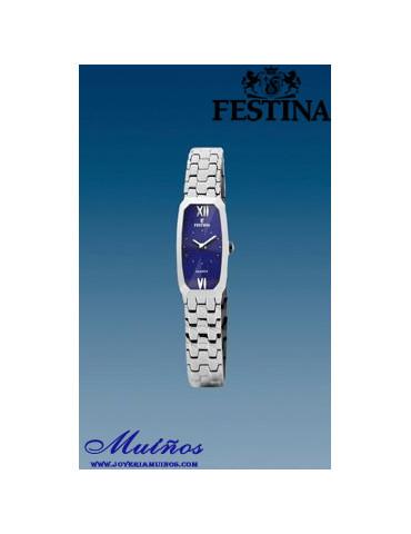reloj festina mujer f16108