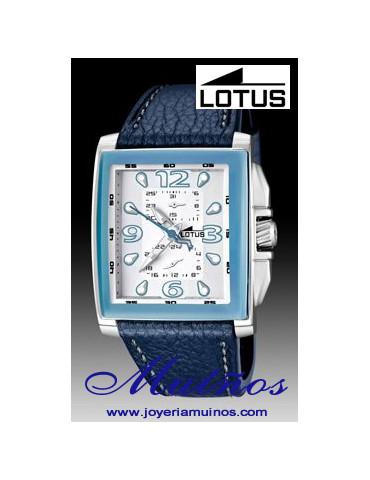 Relojes outlet lotus hombre