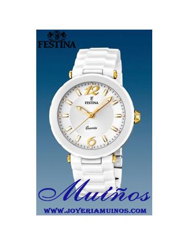 Reloj festina cerámica f16640