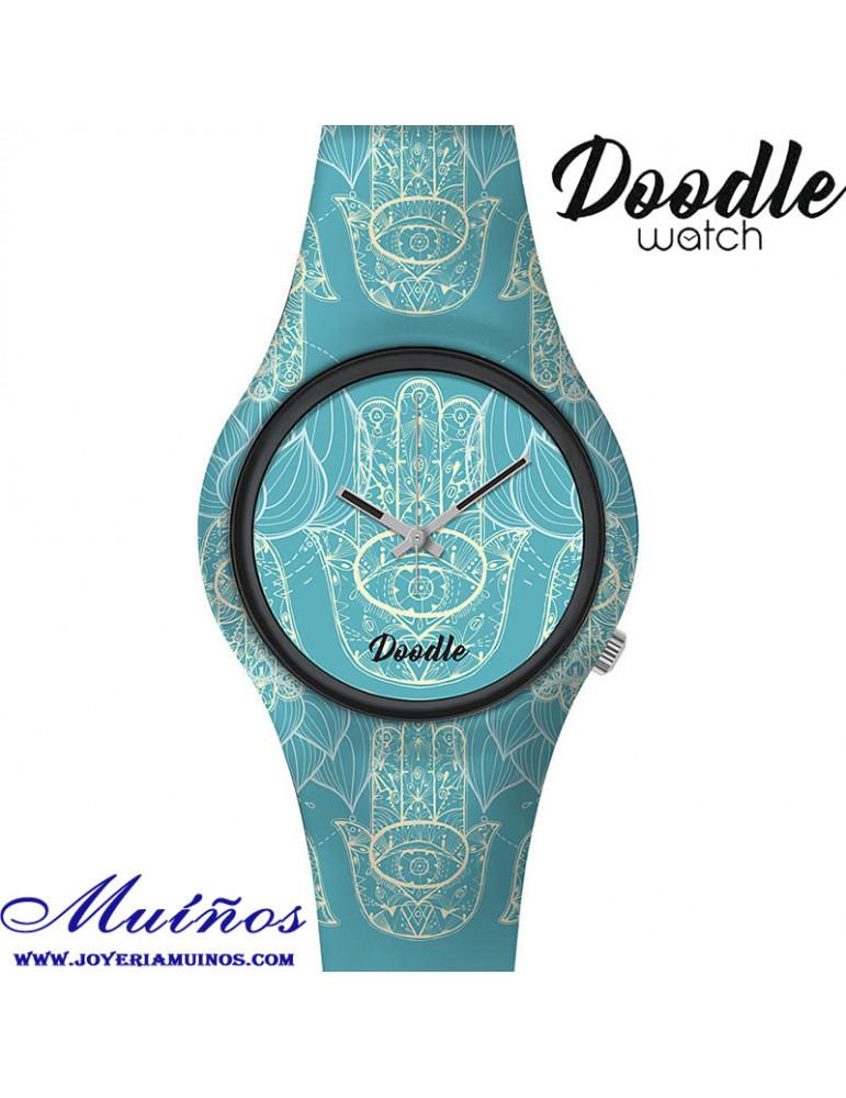 Reloj Doodle tatuaje Jamsa