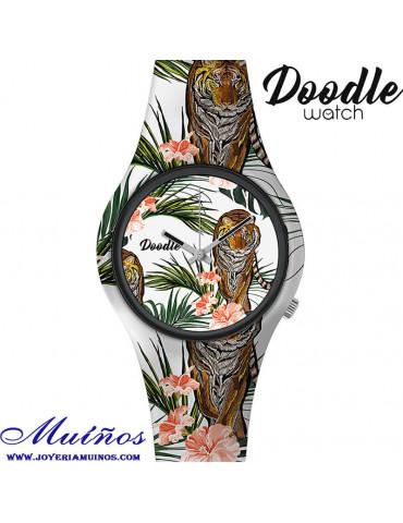 Reloj tigre Doodle DO39004
