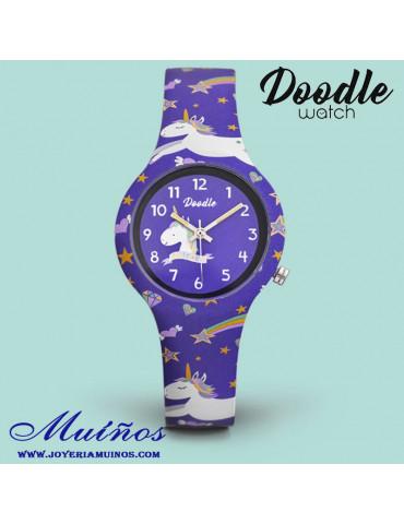 relojes niña unicornios doodle do32006