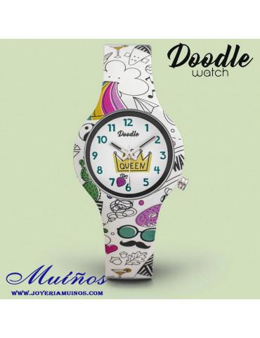 reloj niña queen DO32007