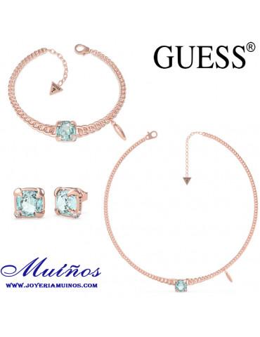 conjunto Guess Lady lux joyas