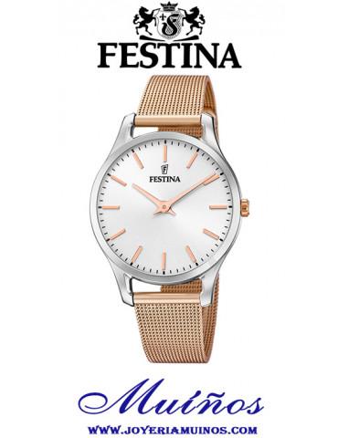 Reloj mujer festina f20506/1