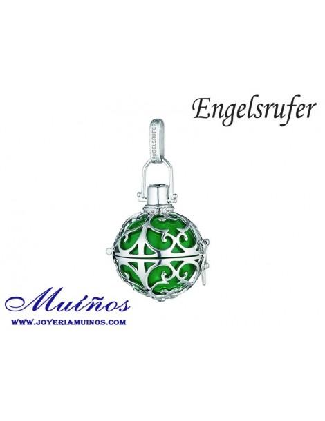 Llamador de ángeles plata marrón Engelsrufer (3 tamaños)