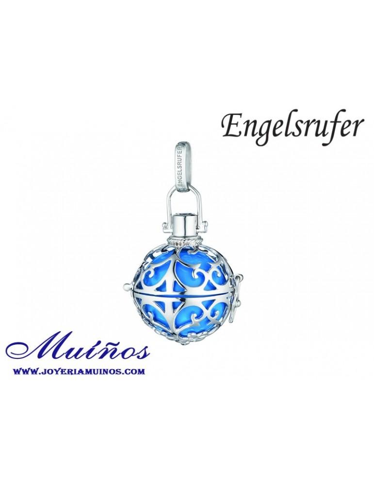 Llamador de ángeles turquesa marrón Engelsrufer (3 tamaños)