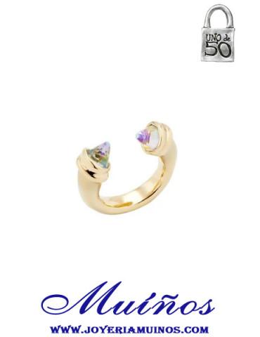 anillo uno de 50 ANI0650 Crystal Clear