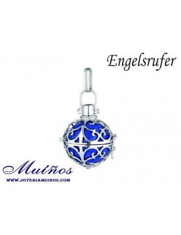 Llamador de ángeles azul marrón Engelsrufer (3 tamaños)