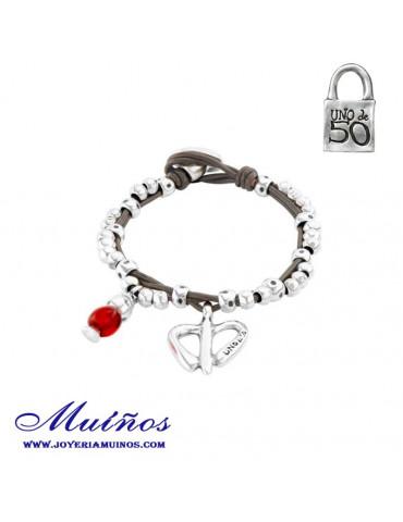 free hearts pul2031rojmtl0 UNO DE 50