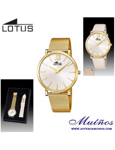 Reloj Lotus minimalist 18729/1