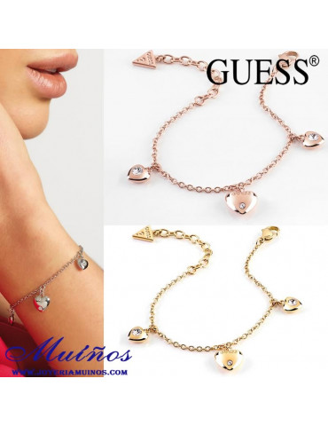 pulseras guess is for lovers