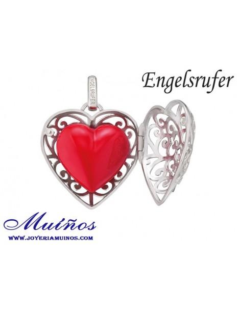 Llamador de ángeles corazón engelsrufer