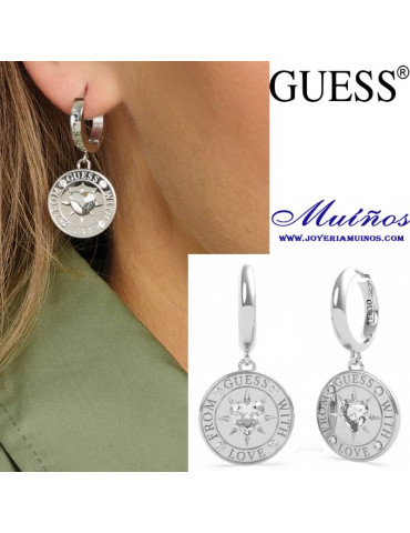 pendientes from guess with love