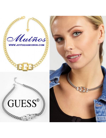 Collar Guess iconic Glam
