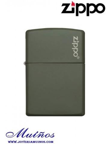 zippo green mate logo