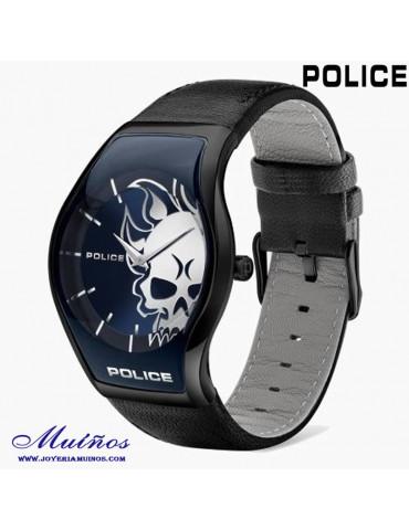 reloj police sphere
