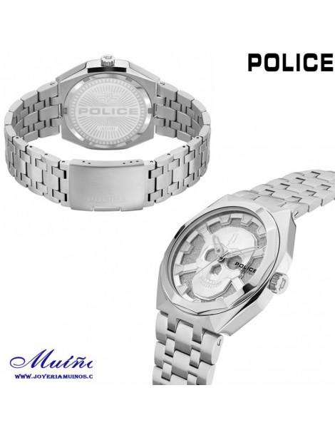 reloj police calavera hombre