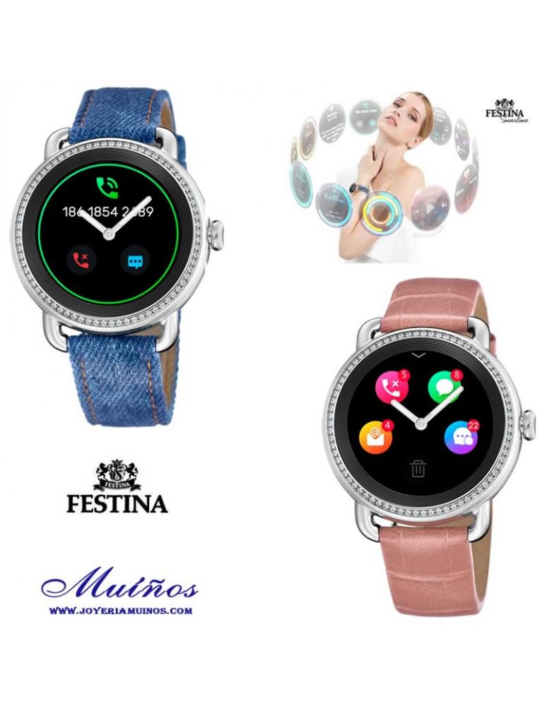 relojes smartime festina smartwatch f50000