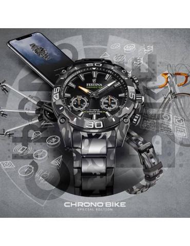 festina connected hibrido chrono bike f20545
