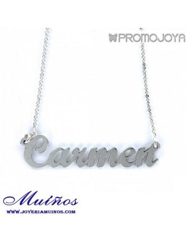 Colgante Collar Carmen...