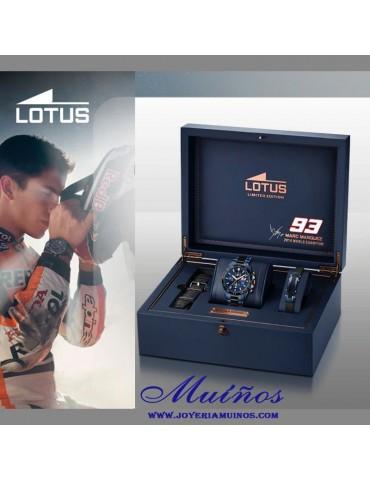 Reloj Lotus Marc Márquez Edición Limitada