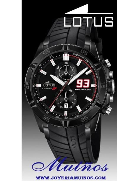 Reloj Lotus Marc Márquez Edición Limitada zafiro