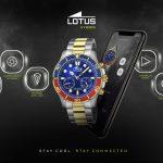 relojes lotus híbridos