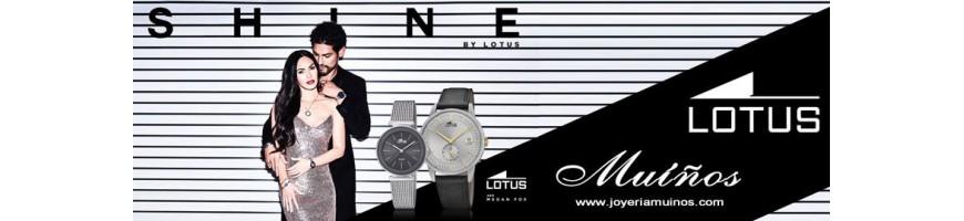 Relojes Lotus Minimalist para Hombre y Mujer.