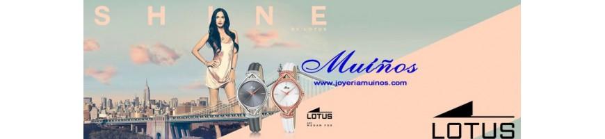 Relojes Megan Fox Lotus. Bliss, la colección para Mujer más elegante.